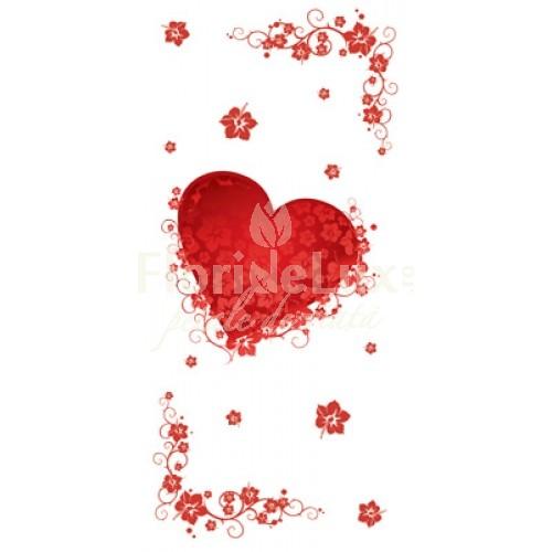felicitare sfantul valentin inima