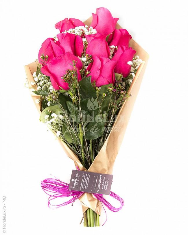 flori sfantul valentin trandafiri cyclam