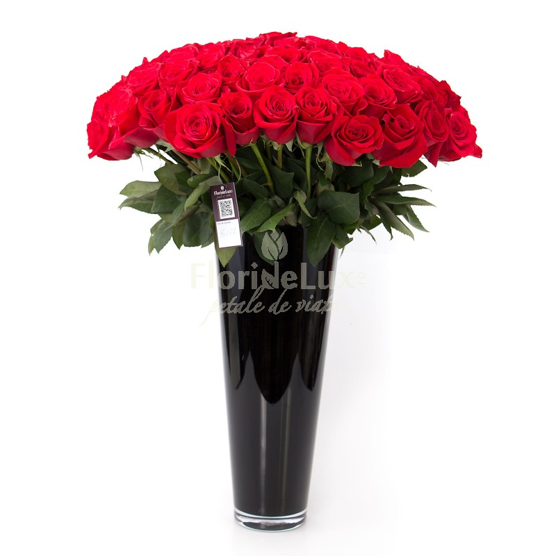 buchete 101 trandafiri