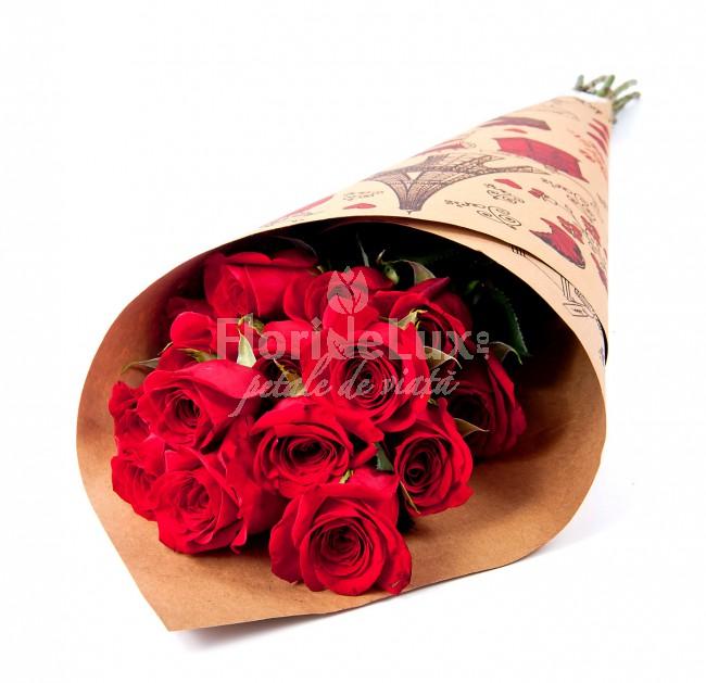 Buchete de flori de Sf. Valentin