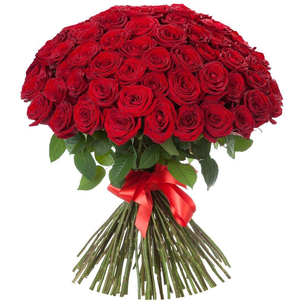 119 trandafiri roșii, doar 1499,99 RON!
