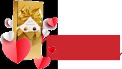 Comandă de minim 300 RON și primești cadou o cutie de bomboane belgiene!