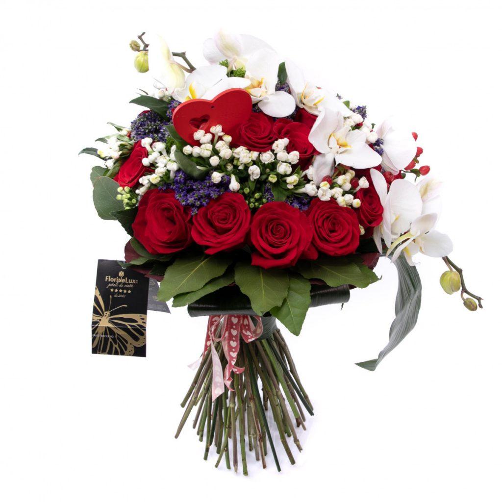 Trandafiri, cu dragoste, doar 409,99 RON!